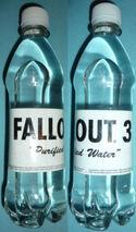 Fallout3 purified water
