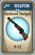 FoS Hardened Shotgun Card