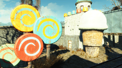 FO4NW Employee tunnels 1