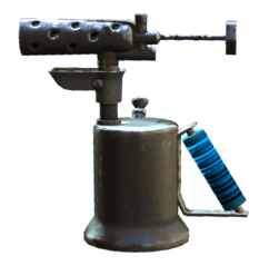 Fumigus blowtorch