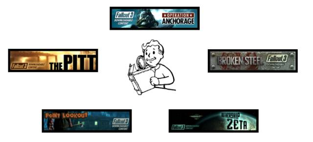 Fallout 3 add-on reviews