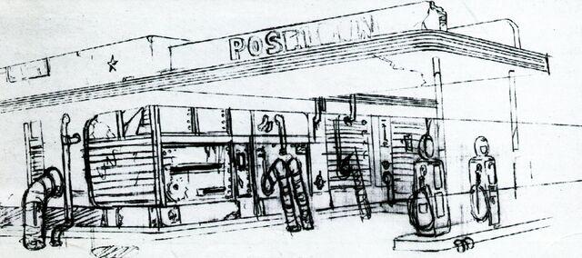 File:Fallout 1 Concept Art - Poseidon Gas Station.jpg