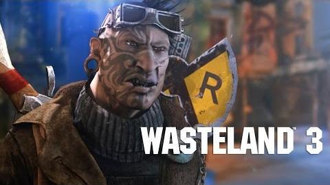 Wasteland 3 - Gameplay Trailer