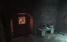 Fo4 castle tunnels security door