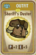 FoS Sheriff's Duster Card