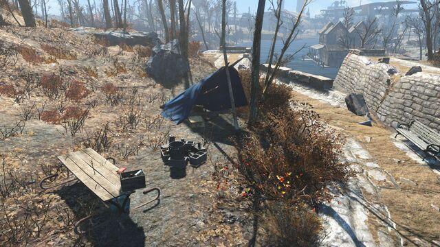 File:FO4 Malden Drainage camp.jpg