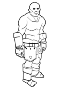Strong perk icon