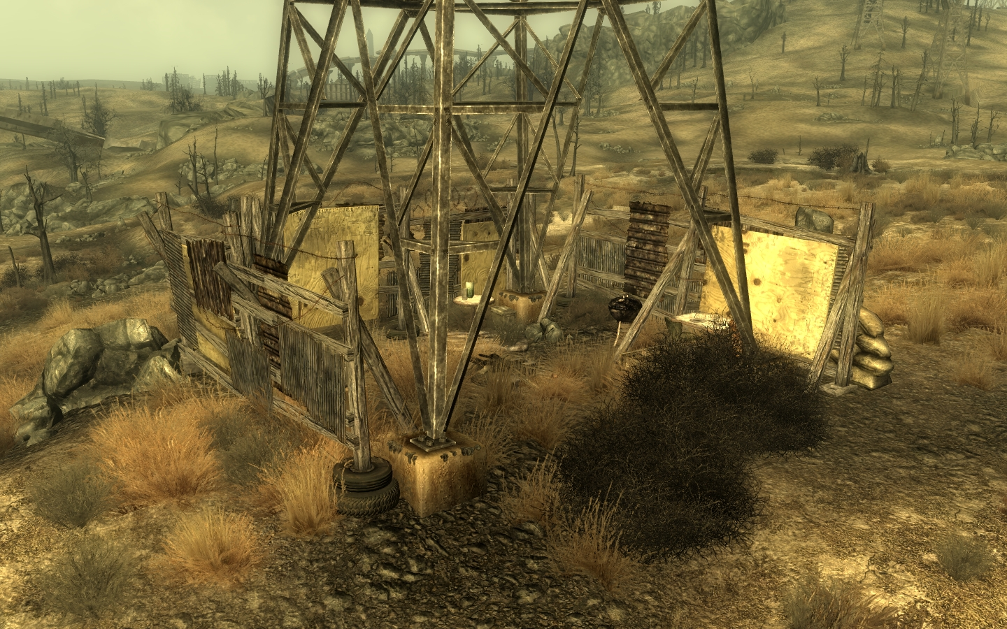 Pylon Shack Fallout Wiki Fandom Powered By Wikia