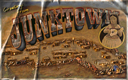 Fo1 Junktown Postcard
