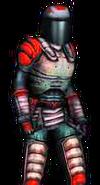 Riot armor Nadia