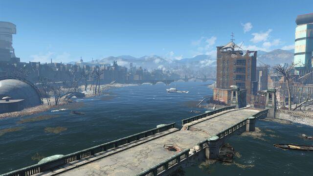 File:Charles River Bridge.jpg