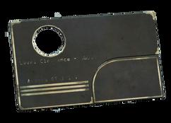 Fo4 access card