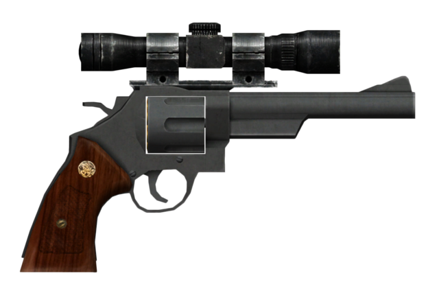 File:.44 magnum revolver with heavy frame and scope.png