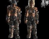 Raider painspike armor