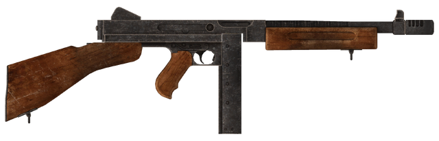 File:.45 Auto submachine gun with the compensator modification.png