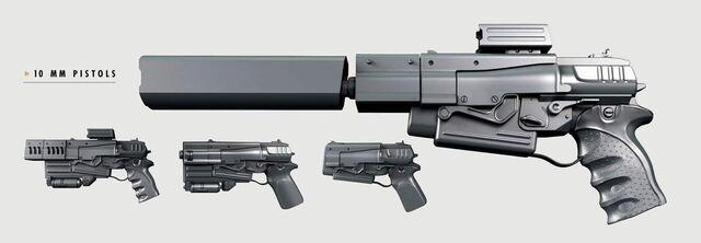 File:Art of Fallout 4 10mm pistol.jpg