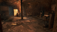 FO4 Gorski cabin cellar