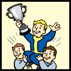 Fo4 50 Gold Trophies.png