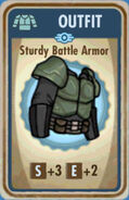 FoS Sturdy Battle Armor Card