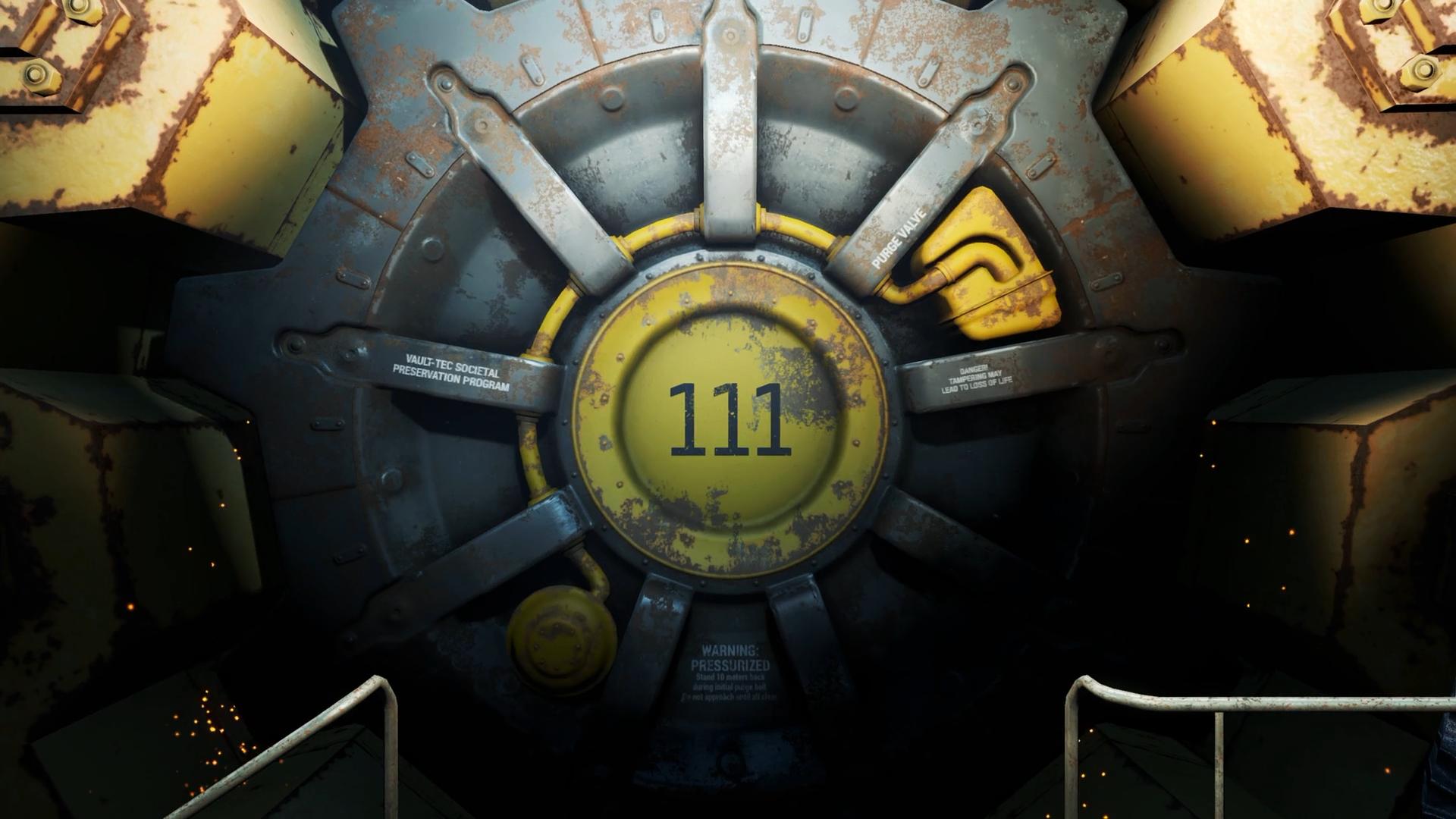 Fallout Vault Door vault 111 | fallout wiki | fandom poweredwikia