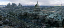 Art of Fallout 3 The Capitol
