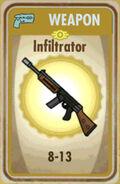 FoS Infiltrator Card