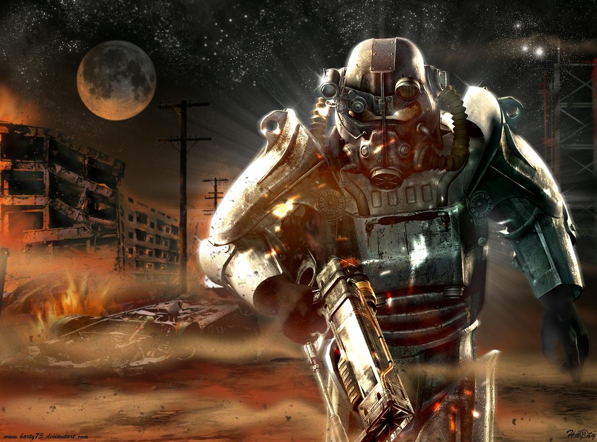 Image Fallout Wallpaper by  Fallout Wiki