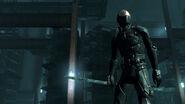 OA Stealth armor stance
