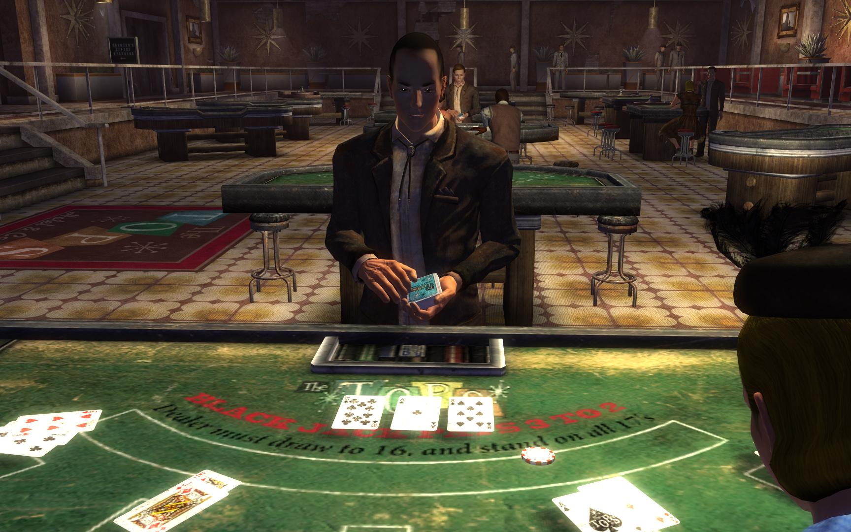 Fallout new vegas casino blackjack lucky dog casino hoods port wa