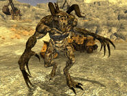 Deathclaw alpha male FNV
