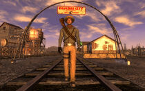 FNV pre-release Boulder City