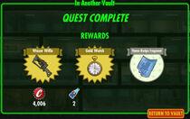 FoS In Another Vault rewards