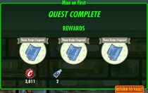 FoS Man on First rewards
