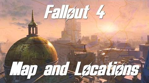 FALLOUT 4 MAP AND LOCATION ANALYSIS! (ft