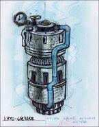 Cryo grenade CA