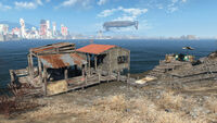 FO4 Spectacle Island (Pier)