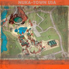 NW Park Map Nuka-Town USA