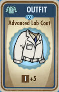 FoS Advanced Lab Coat Card