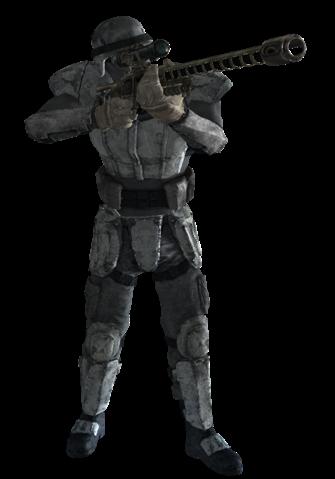 Fallout  Stealth Gunner Build