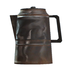 Coffee pot fo4