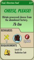 FoS Cheese, Please! card