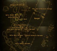 Nellis workshop map