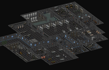 Fo2 Enclave Oil Rig Barracks