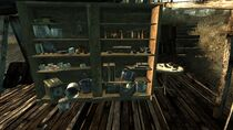 Meresti raider's dock1