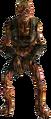 Segadora de necrófago salvaje