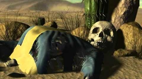 Game Over Fallout 2