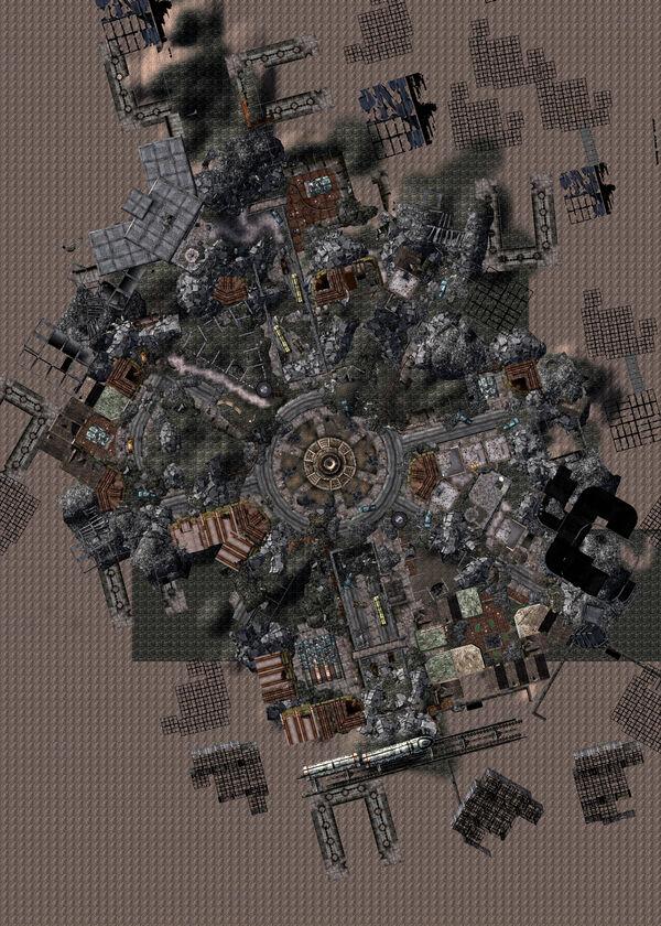 Fo3 Dupont Circle map