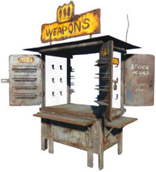 FO4 Weapons Emporium