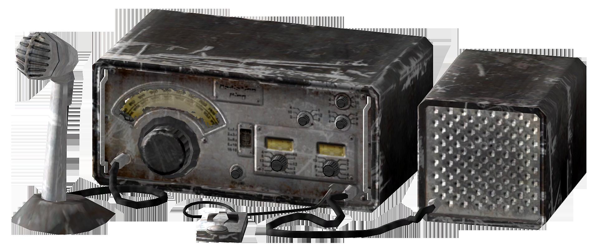 ham radio fallout wiki fandom powered by wikia
