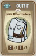 FoS Junior Officer Uniform Card